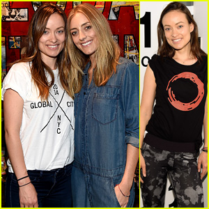 Olivia Wilde Strives to End Poverty with Conscious Commerce