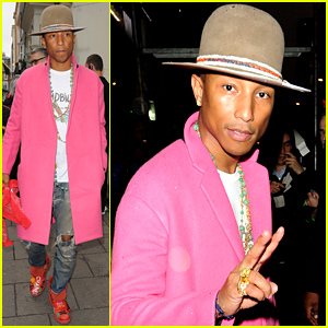 Pharrell Williams: It Took Me a Minute to Find My Purpose in Music