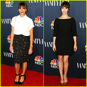 Rashida Jones & Cristin Milioti Kick Off Fall TV Season with NBC