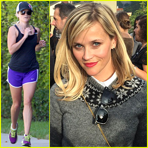 Reese Witherspoon Thanks Her 'Wonderful' Fans For Supporting 'Wild'