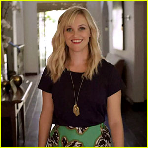 Reese Witherspoon Does a Back Flip for Vogue's 73 Questions!