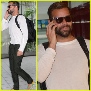 Ricky Martin Planning to Add a Baby Daughter To His Family!