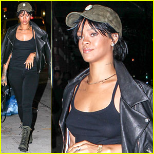 Rihanna Gets a Response from CBS CEO on Football Situtation