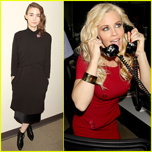 Rooney Mara Joins Cantor Fitzgerald for 9/11 Charity Day