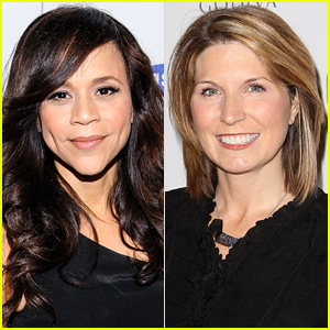 Rosie Perez & Nicolle Wallace Are 'The View's New Co-Hosts!