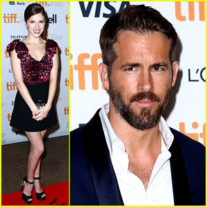 Ryan Reynolds Makes Us Swoon at 'The Voices' TIFF Premiere!