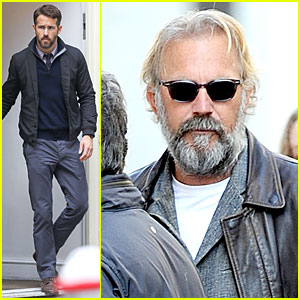 Ryan Reynolds Rocks Hot Scuffy Look For 'Criminal'