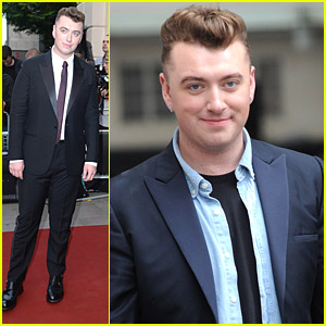 Sam Smith Isn't Trying To Be A Gay Spokesperson