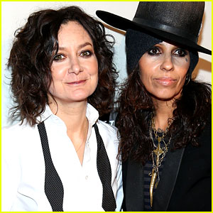 Sara Gilbert Is Pregnant, Expecting Baby with Wife Linda Perry!