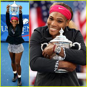 Serena Williams Wins 18th Grand Slam at US Open