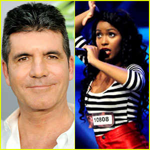 Simon Cowell Mourns Death of 'X Factor' Fav Simone Battle