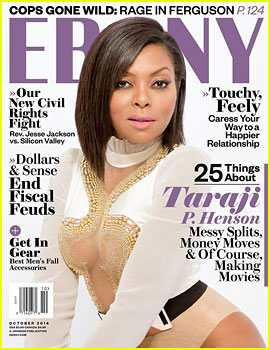Taraji P. Henson to 'Ebony': 'I'm Treated Like I'm On the D-List'