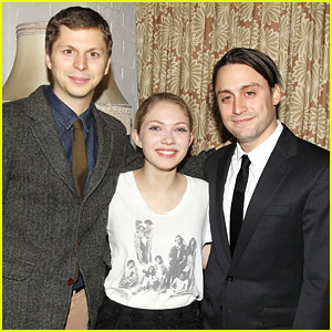 Michael Cera & Tavi Gevinson Open 'This Is Our Youth' On Broadway With Star-Studded After Party