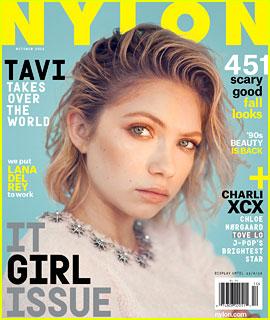 Tavi Gevinson Is 'Nylon' Magazine's New It Girl