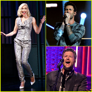 'The Voice' Coaches Take Over NBC's Wednesday Night Shows!