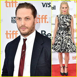 Tom Hardy & Noomi Rapace Premiere 'The Drop' at TIFF
