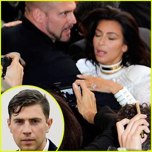 Red Carpet Crasher Vitalii Sediuk Taking Credit for Tackling Kim Kardashian - See the Photos