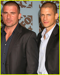 Prison Break's Wentworth Miller & Dominic Purcell to Reunite on 'Flash'