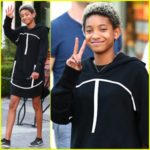 Willow Smith: I Was Born to Make Mistakes