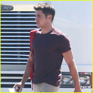 Zac Efron is So Hot He's Probably Causing the California Heat Wave