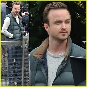 Aaron Paul Slams Toys R Us For Pulling 'Breaking Bad' Action Figures