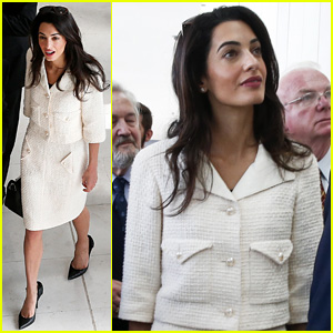 Amal Clooney's Post-Wedding Gift to George Revealed!
