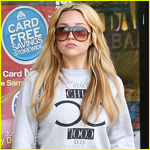 Amanda Bynes Accused of Shoplifting at Barney's in New York City