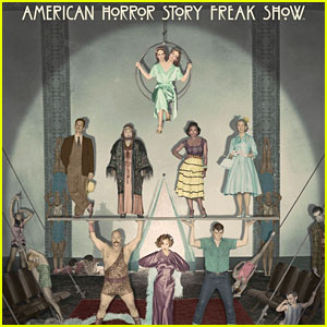 'American Horror Story: Freak Show' Cast Tweets Premiere Reactions - Read Them Here!