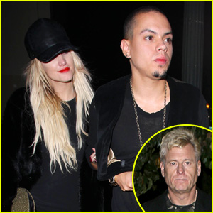 Ashlee Simpson Parties at the Same Club As Her Dad Joe