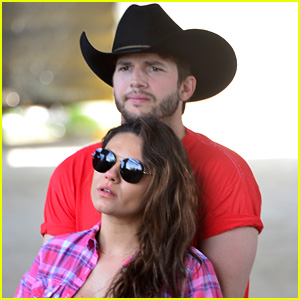Mila Kunis & Ashton Kutcher Reveal Daughter's Name & Photo!