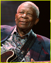 Blues Musician B.B. King Cancels Remainder of Tour Due to Illness
