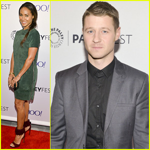 Ben McKenzie Suits Up for 'Gotham' PaleyFest Panel After Show Gets Full Season Order