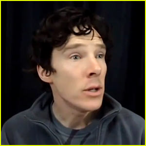Benedict Cumberbatch's Audition Tape for 'The Hobbit' Is Totally Awesome!