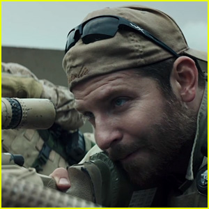 Bradley Cooper is One Sharp Shooter in First 'American Sniper' Trailer - Watch Now!