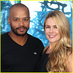 are donald faison and cacee cobb still dating