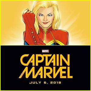Marvel Announces First Female Superhero Solo Film for Captain Marvel!