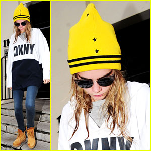 Cara Delevingne Urges Fans to Stop Bullying