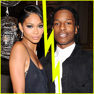 Chanel Iman & A$AP Rocky Split After Over a Year of Dating