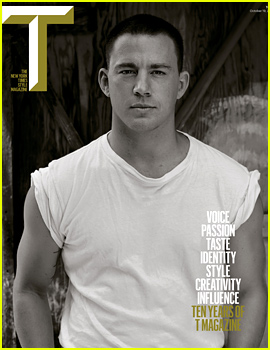 Channing Tatum: I Have Never Considered Myself a Very Smart Person