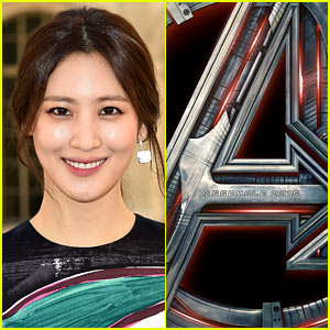 Meet Claudia Kim, The 'Avengers: Age of Ultron' Mystery Woman!