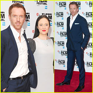 Damian Lewis & Andrea Riseborough Bring 'Silent Storm' to BFI London Film Festival