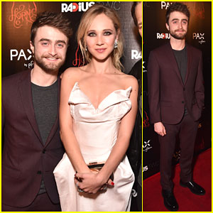 Daniel Radcliffe Wants to Work with Jennifer Lawrence & George Clooney