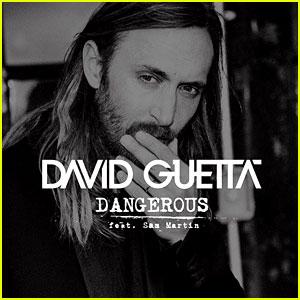David Guetta's 'Dangerous' feat Sam Martin: JJ Music Monday!