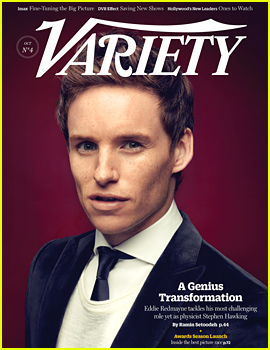 Eddie Redmayne Says He Could Have Played Christian Grey in 'Fifty Shades of Grey'