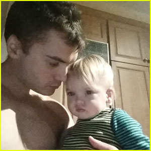Emile Hirsch Shares Adorable New Picture of His Son After Joining Instagram