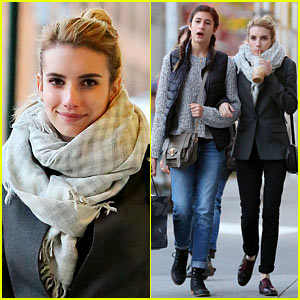 Emma Roberts Loves Listening to Taylor Swift's New Album!
