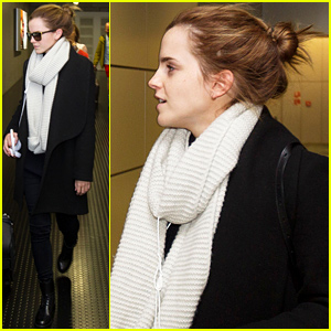 Emma Watson Thanks All Her Fans for the #HeForShe Support