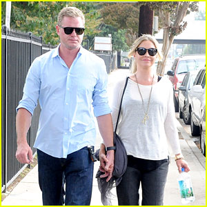 Eric Dane & Rebecca Gayheart Keep Their Romance Alive with Some PDA
