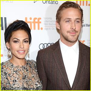 Eva Mendes & Ryan Gosling's Baby Daughter's Name Revealed: Esmeralda Amada Gosling!