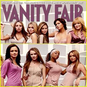 Evan Rachel Wood 'Felt Like Meat' During 'Vanity Fair' Young Hollywood Shoot in 2003